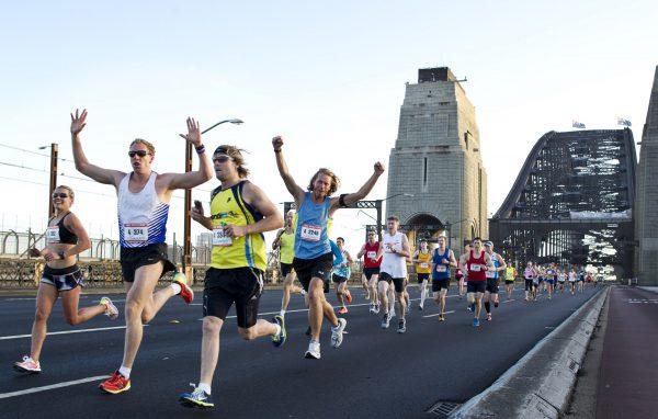 シドニーマラソン2011