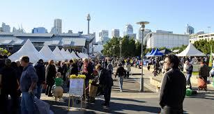 シドニーシティ ピアモントのマーケット