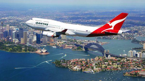 シドニー 飛行機