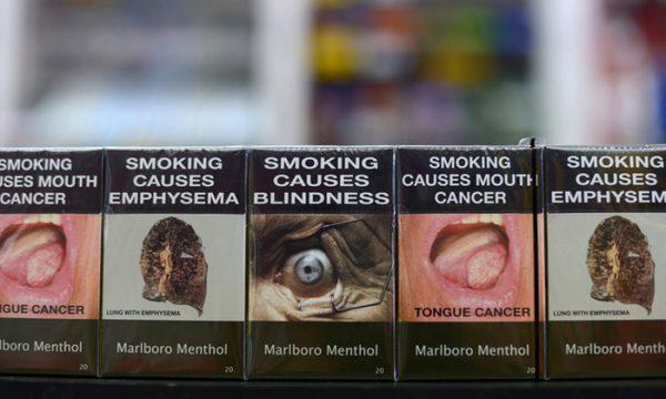 オーストラリアのタバコ事情2