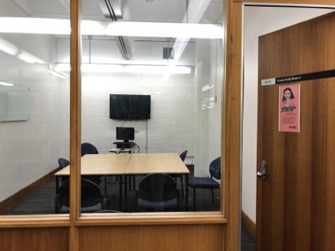 TAFE図書館3階 (1)