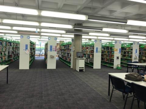 TAFE図書館3階 (3)