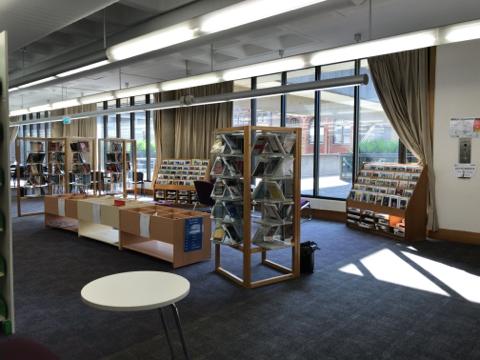 TAFE図書館3階